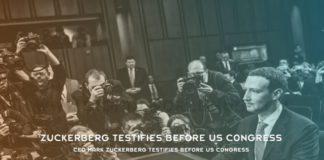 CEO Mark Zuckerberg Testifies Before US Congress