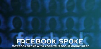Facebook Spoke With Hospitals About Anonymized