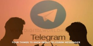 Four Things To Know About Telegram Messenger