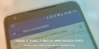 Google Pixel 2 And XL MMS Issues Have Been Fixed