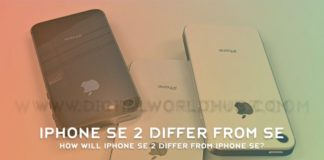 How Will iPhone SE 2 Differ From iPhone SE