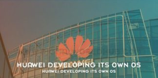 Huawei Developing Its Own OS