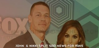 John Cena Nikki Bella Split Sad News For Fans