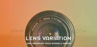 Lens Variation Your Iphones Images