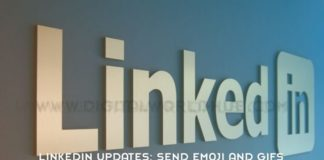 LinkedIn Updates Now You Can Send Emoji And GIFs