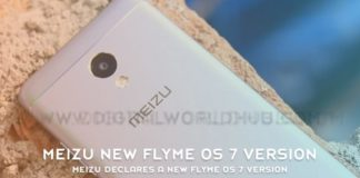 Meizu Declares A New Flyme OS 7 Version