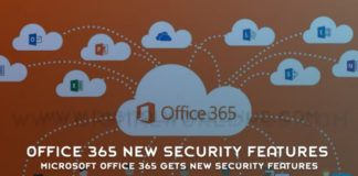Microsoft Office 365 Gets New Security Features