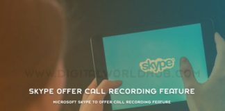 Microsoft Skype To Offer Call Recording Feature