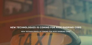 New Technologies Is Coming For Ride Sharing Cars