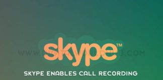 Skype Finally Enables Call Recording System
