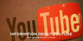 Some Information About YouTube