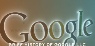 The Brief History Of Google LLC