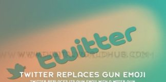 Twitter Replaces Its Gun Emoji With A Water Gun