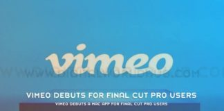 Vimeo Debuts A Mac App For Final Cut Pro Users