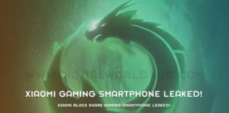 Xiaomi Black Shark Gaming Smartphone Leaked 3