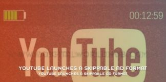 YouTube Launches A Skippable Ad Format