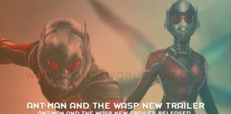 Ant Man And The Wasp New Trailer Released