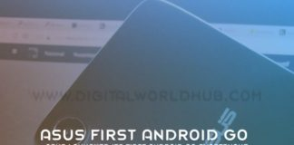 Asus Launched Its First Android Go Smartphone
