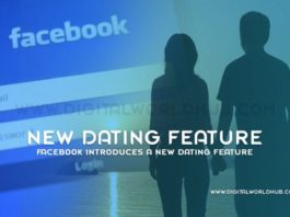 Facebook Introduces A New Dating Feature