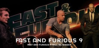 Fast And Furious 9 Will Be Bigger
