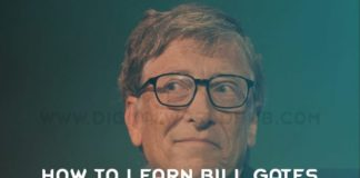 How To Learn Bill Gates