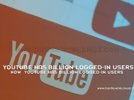 Now YouTube Has Billion Logged In Users