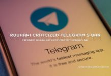 President Rouhani Has Criticized For Telegrams Ban