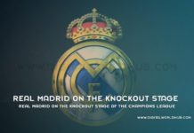 Real Madrid On The Knockout Stage Of The Champions League