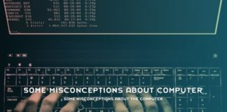 Some Misconceptions About The Computer
