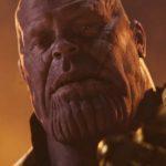 Thanos Kills Gamora
