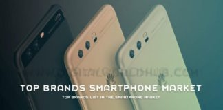 Top Brands List In The Smartphone Market