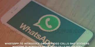 WhatsApp To Introduce Group Video Calls And Stickers