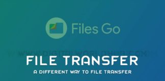 A Different Way To File Transfer