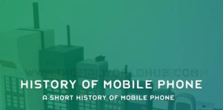 A Short History Of Mobile Phone