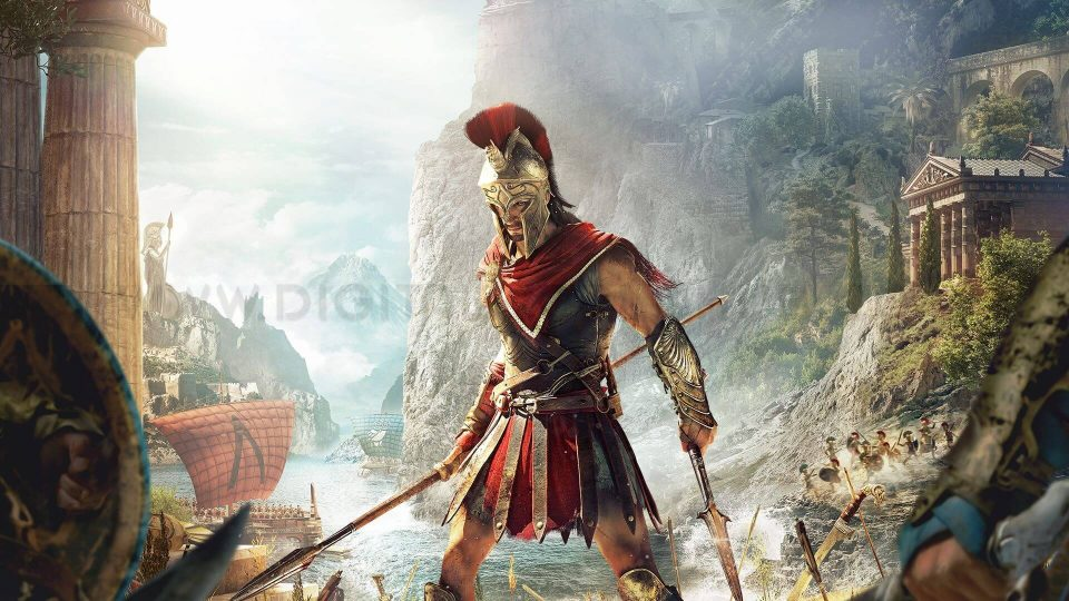 Assassin's Creed Odyssey DWH7