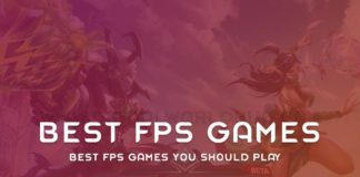 Best FPS Games You Should Play