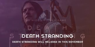 Death Stranding Will Release In This November