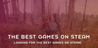Looking For The Best Games On Steam