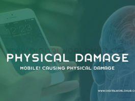 MOBILE Causing Physical Damage