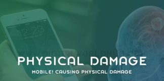 MOBILE Causing Physical Damage
