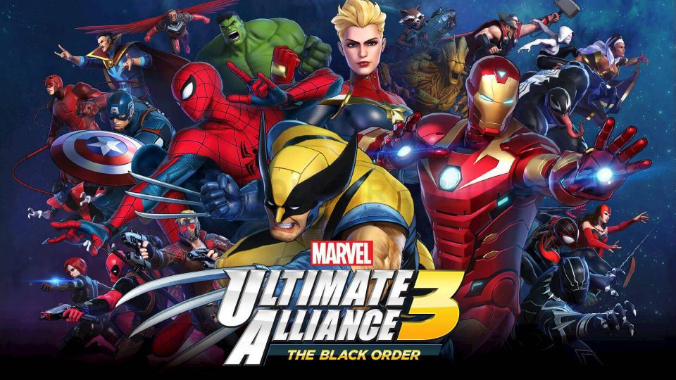 Marvel Ultimate Alliance 3 DWH4