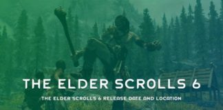The Elder Scrolls 6 Release Date and Location