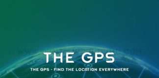 The GPS Find The Location Everywhere