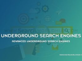 Advanced-Underground-Search-Engines