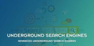 Advanced-Underground-Search-Engines