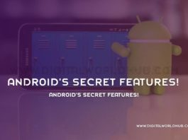Androids Secret Features