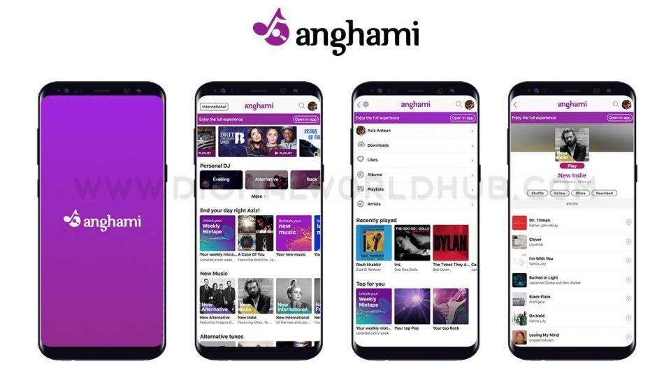 Anghami DWH