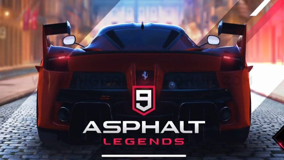 Asphalt 9 Legends DWH 1