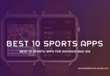 Best 10 Sports Apps For Android And iOS