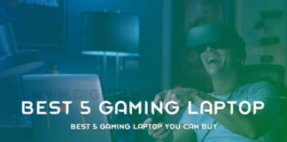 Best 5 Gaming Laptop You Can Buy